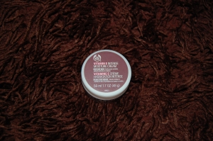Body Shop Vitamin E Intense Moisture Cream