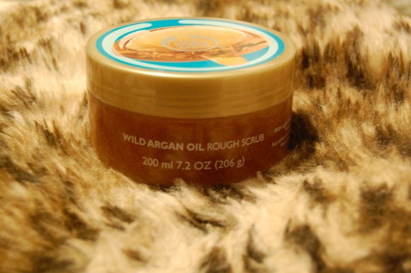 Wild Argan Oil Body Scrub