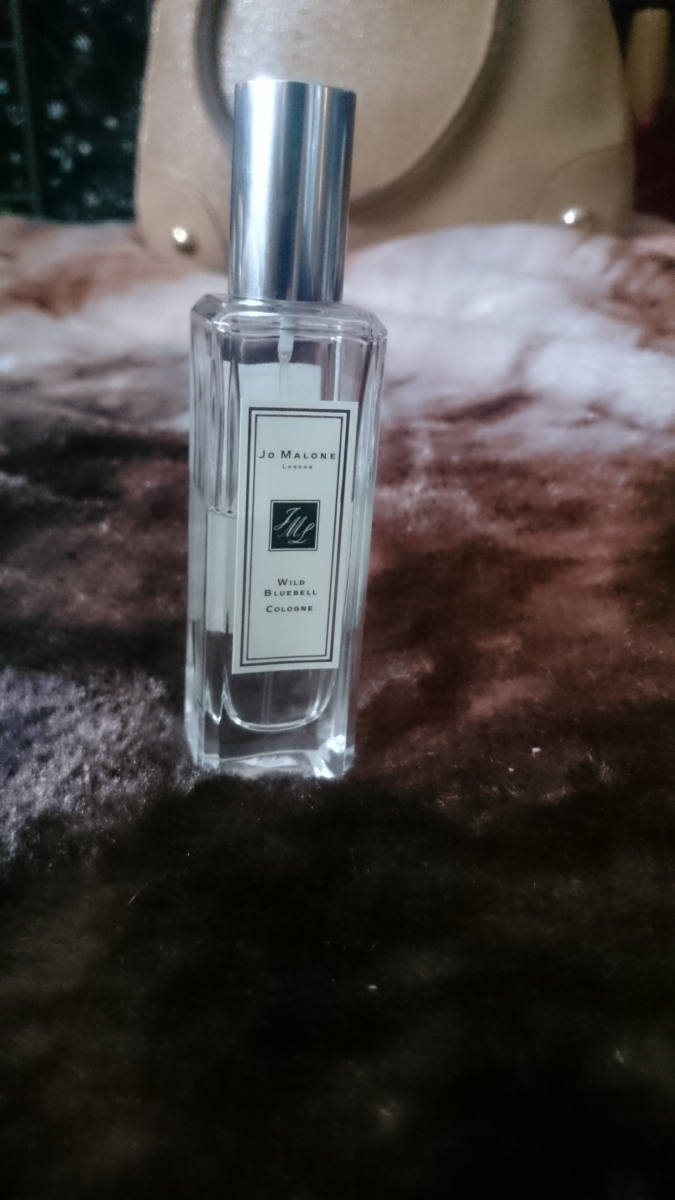 Falling in love with Jo Malone, and Wild Bluebell Cologne