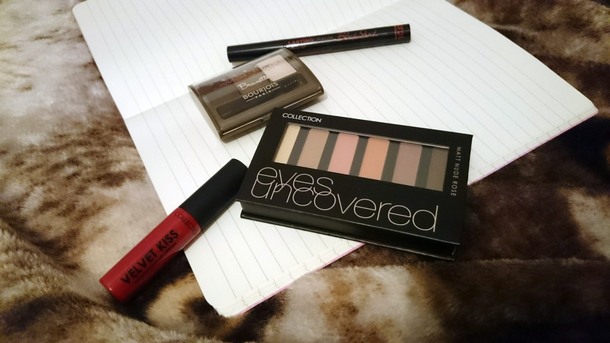 New In My Makeupbag
