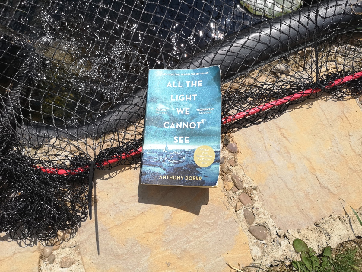 Book Review - All The Light We Cannot See; Anthony Doerr